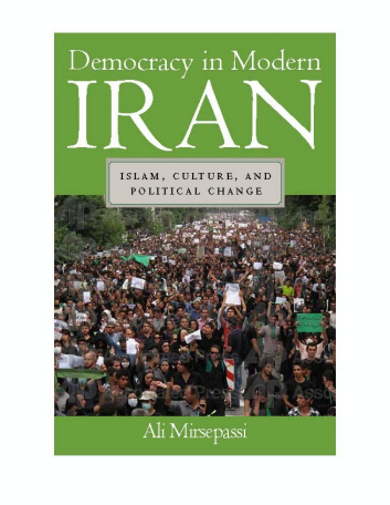 """Democracy in Modern Iran"" – A review"