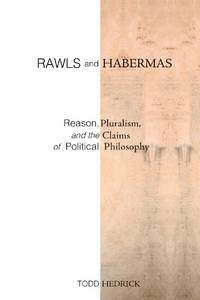 New Book on Rawls and Habermas