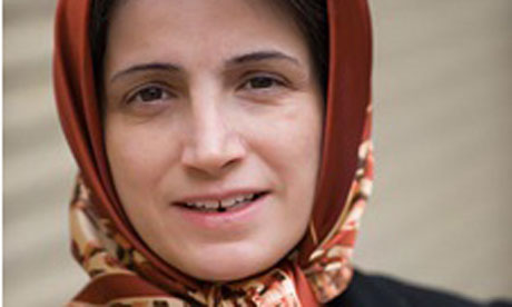 Why is the Iranian regime so afraid of Nasrin Sotoudeh?
