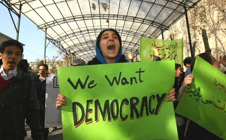 The ideological challenge for Iranian democrats