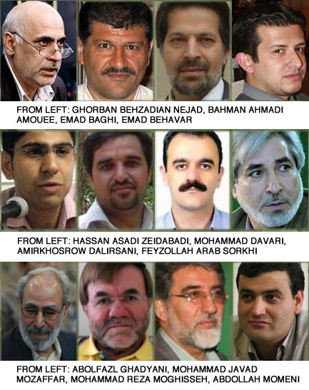 The International Campaign for Human Rights in Iran on the Hunger Strikers