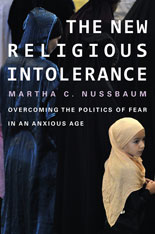 Martha Nussbaum's New Book: 'The New Religious Intolerance'