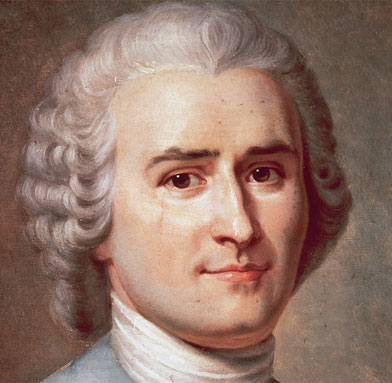 300th Birthday of Jean-Jacques Rousseau