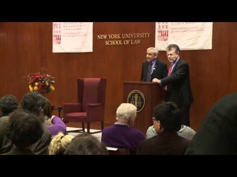"""Michael Walzer on """"Global and Local Justice"""""""