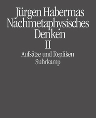 Habermas Revisits 'Linguistification of the Sacred'