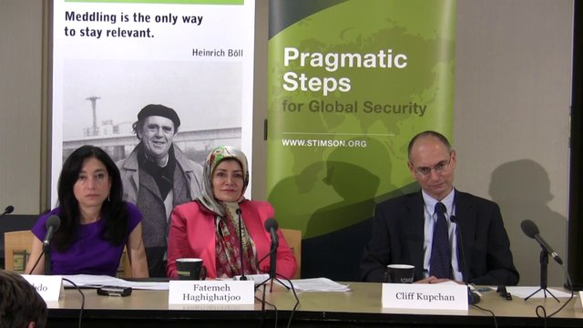 Panel Discussion: Analyzing the Iranian Presidential Election