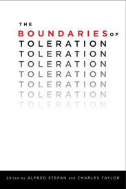 New Book: 'Boundaries of Toleration'