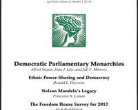 Democratic Parliamentary Monarchies