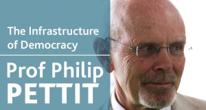 Philip Pettit on the Infrastructure of Democracy